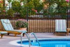 Heatherbrae Steel fencing 1